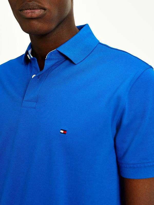 polo tommy hilfiger detail