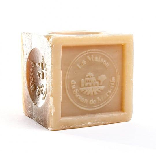 savon de marseille cube 300g 72 huile vegetale