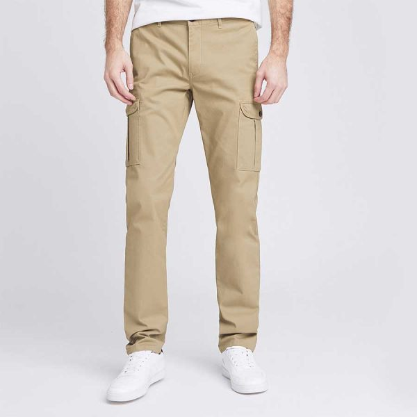 pantalon cargo slim 03