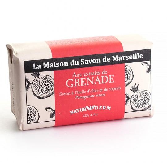 savon 125gr naturiderm grenade