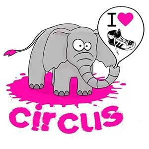 Circus chaussures pour enfant Villefranche-sur-saône