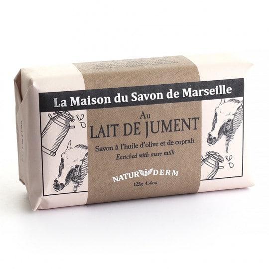 savon 125gr naturiderm lait de jument