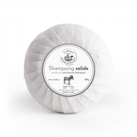 shampoing solide 100g lait d anesse bio