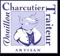logo charcuterie traiteur vouillon