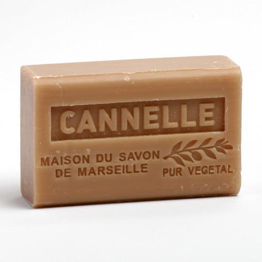 savon 125gr au beurre de karite bio cannelle