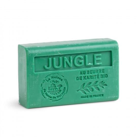 savon 125gr au beurre de karite bio jungle