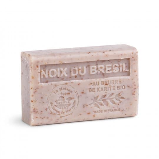 savon 125gr au beurre de karite bio noix du bresil