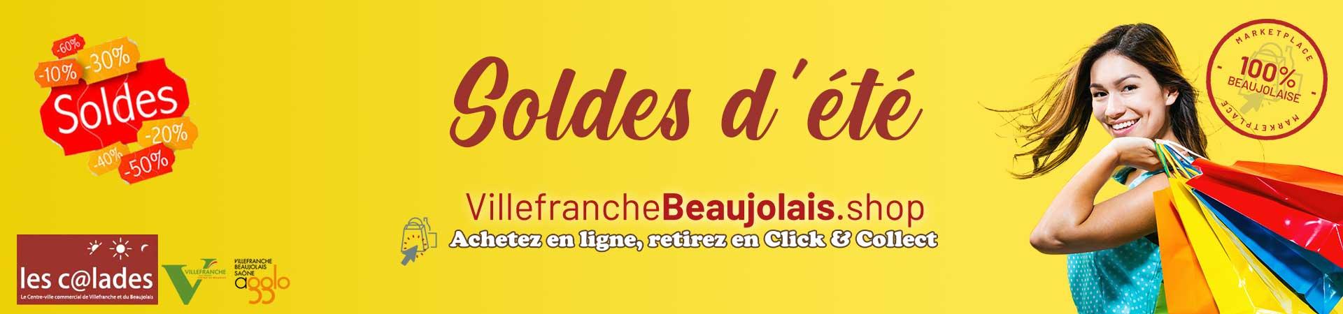 Soldes d'été Villefranche Beaujolais